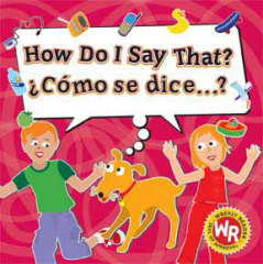 Dog trying to learn Spanish: image via garethstevens.com