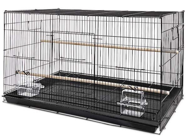 You & Me Finch Rectangle Flight Cage