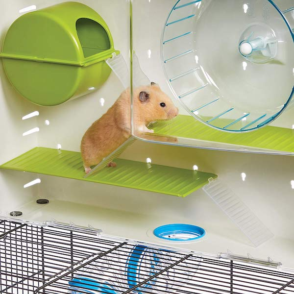 MidWest Homes for Critterville Arcade Pets Hamster Cage