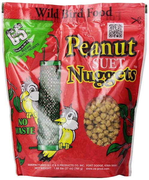 C&S Products Peanut Nuggets