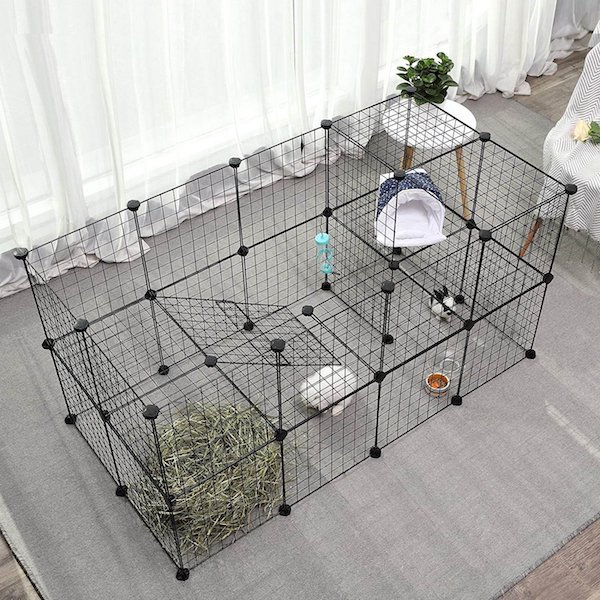 JYYG Pet Playpen, Small Animal Cage