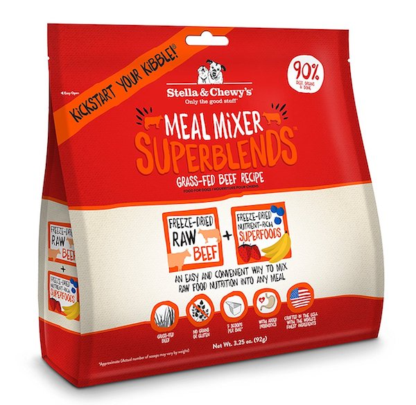 Stella & Chewy's Freeze Dried Super Meal Mixers