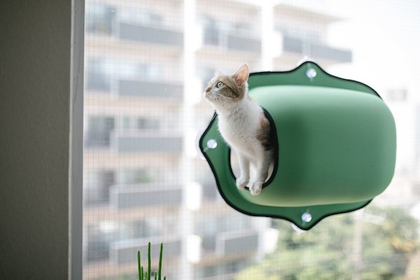 K&H Pet Products EZ Mount Window Pod