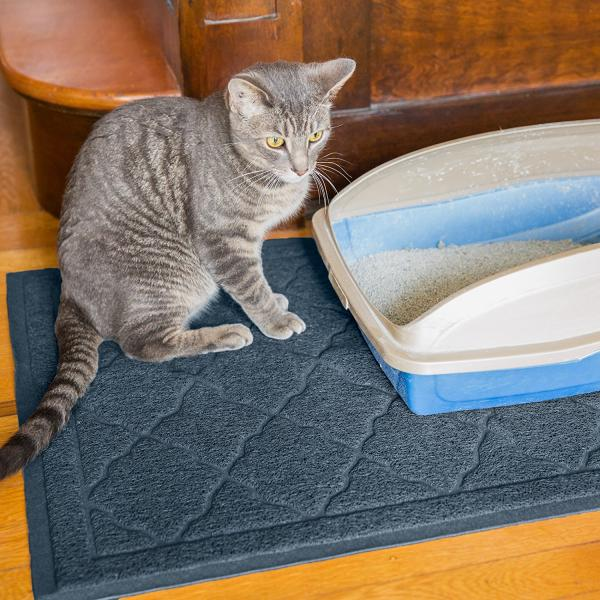 Easyology Extra Large Super Size Cat Litter Mat