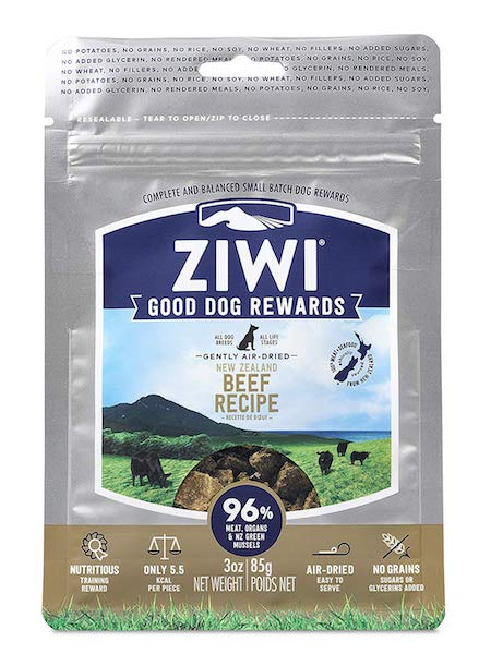 Ziwi Air-Dried Grain-Free Dog Treats