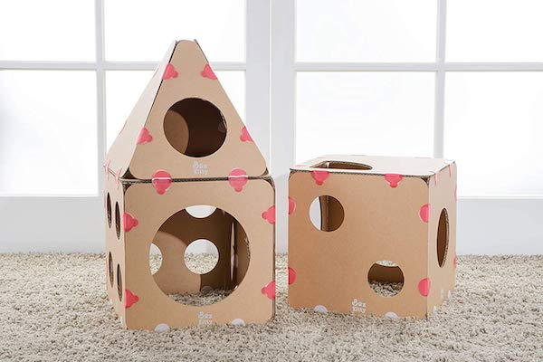 BOXKITTY Modular Cat House