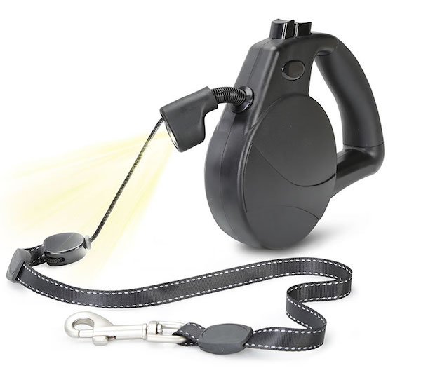 Dog Tracking Illuminating Leash