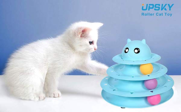 UPSKY Roller Cat Toy