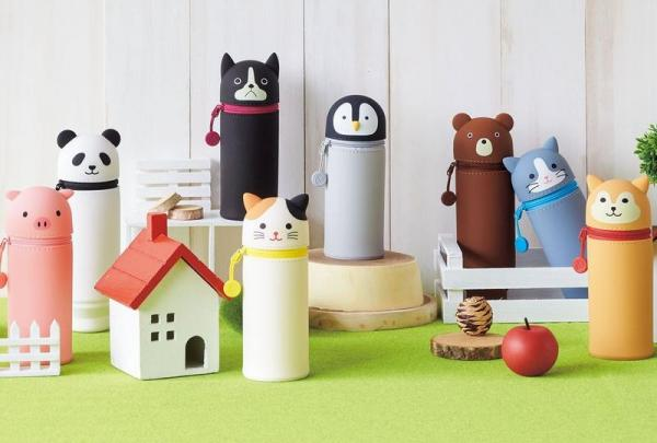 Cute Animal Pen Cases Have Got The Write Stuff