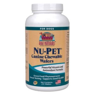 Ark Naturals Nu-Pet Canine Chewable Wafers: Image by Ark Naturals, Amazon
