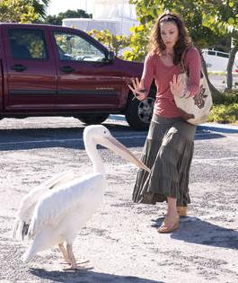 "Ashley Judd as Lorraine in ""Dolphins Tale"""