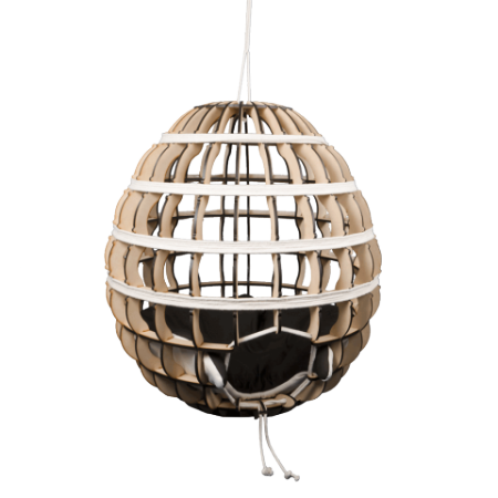 Kitticraft Beehive bed for cats: © Kitticraft