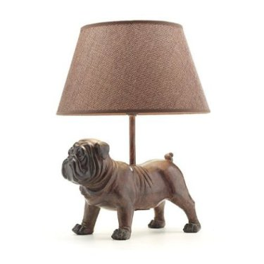 This Fun And Stylish Bulldog Table Lamp Is Perfect For Any Dog Loveru0027s  Home! With His Wrinkly Skin And Adorably Lined And Realistic Face, ...