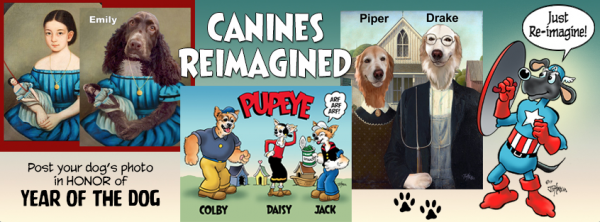 Canines Reimagined