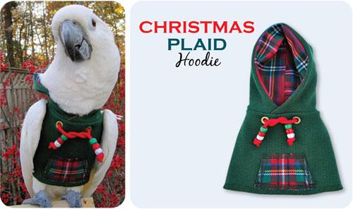 Christmas Plain Hoodie