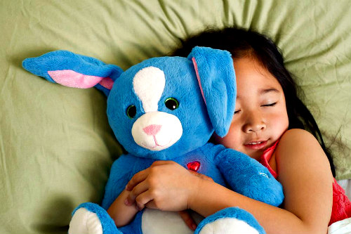 Kids Drift Off to Sleep with CloudPets Lullabies: CloudPets image via Facebook