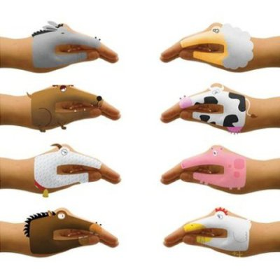 Cool Stuff NPWs Animal Hands Petsladycom