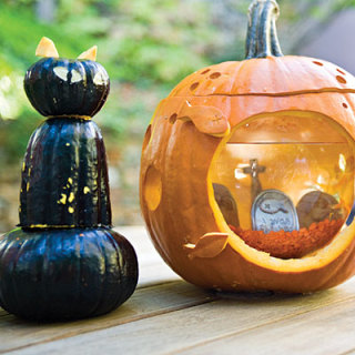 Fishy Pumpkin: Image by Southern Living