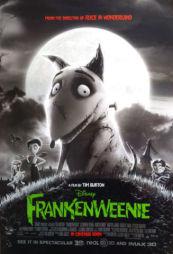 Tim Burton's Frankenweenie in 3D