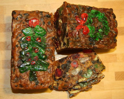 Fruit Cake (Photo by Jonathunder/Creative Commons via Wikimedia)