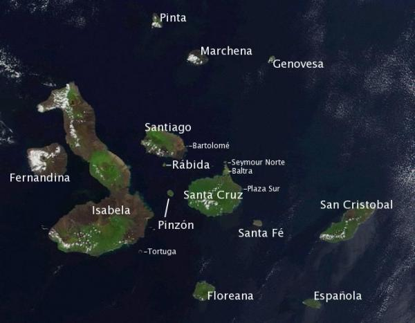 Galapolis Islands, Equador