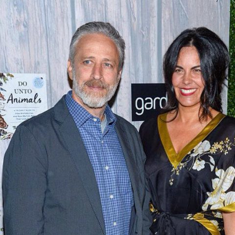Animal Advocates Jon and Tracey Stewart: Image via Daily Squeal on Facebook