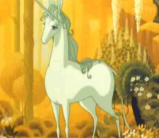 The Last Unicorn (You Tube Image)
