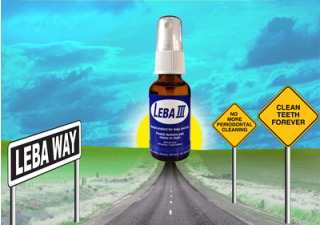 Leba III Dental Spray For Dogs & Cats: image via libalab.com