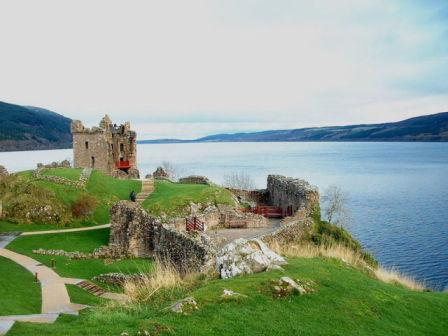 Loch Ness, Scotland (Photo by Lukacs/Creative Commons via Wikimedia)