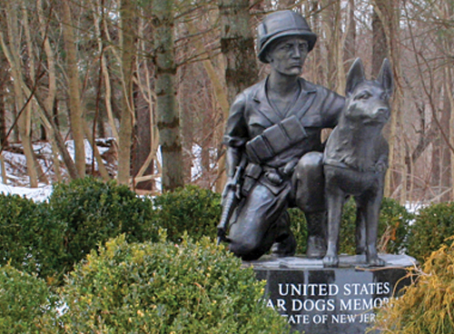 New Jersey War Dog Memorial