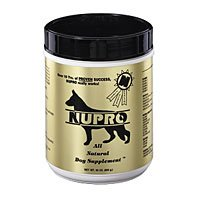Nupro Dog Supplement: Image by Nupro, Amazon