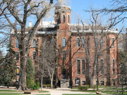 Old Main on the University of Colorado campus (Photo by MECU/Creative Commons via Wikimedia)
