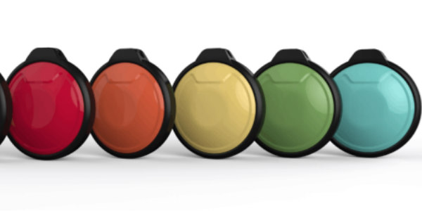 Poof Tiny Pet Tracker Device for Small Pets: The Poof Pea