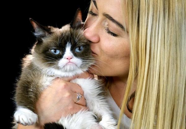 The Moral Dilemma of Monetizing Grumpy Cat