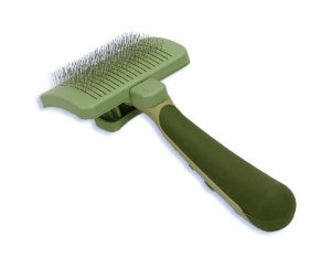 Safari Self Cleaning Slicker Brush For Cats~