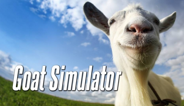 Goat Simulator, You Got To Be Kidding!