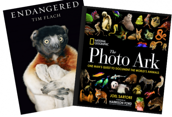 Tim Flach & Joel Sartore Capturing The Endangered Visually On The Brink