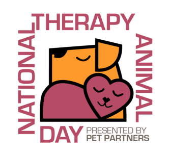 Celebrate National Therapy Animal Day