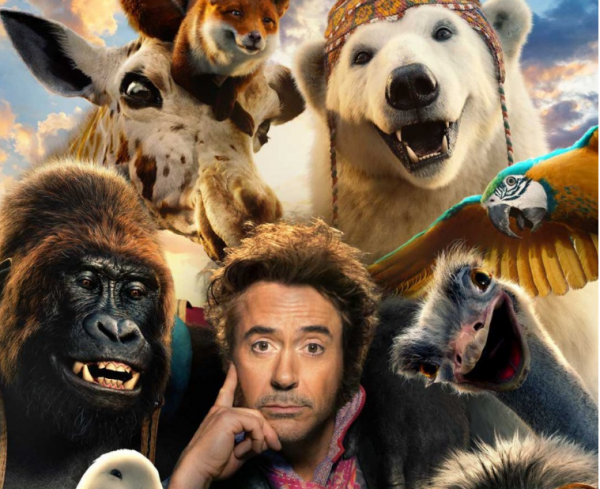 Bring Home The Movie All The Animals Are Talking About