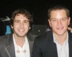 Josh Groban & Matt Damon