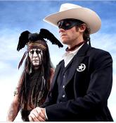 """The Lone Ranger"" movie"