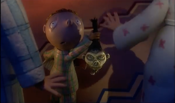 """Scary Teddy"" in Disney's Nightmare Before Christmas"