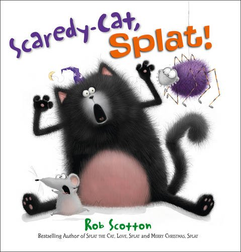 Scaredy-Cat Splat!