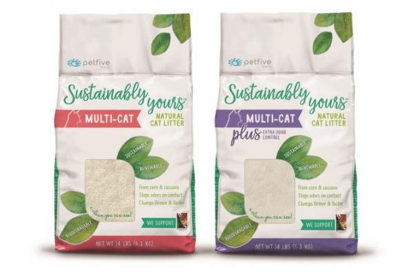Sustainably Yours Natural Cat Litter