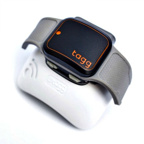 Tagg GPS Plus Pet Tracker Attachment & Docking Station