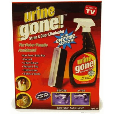 Urine Gone But Is It Really Gone A Product Review