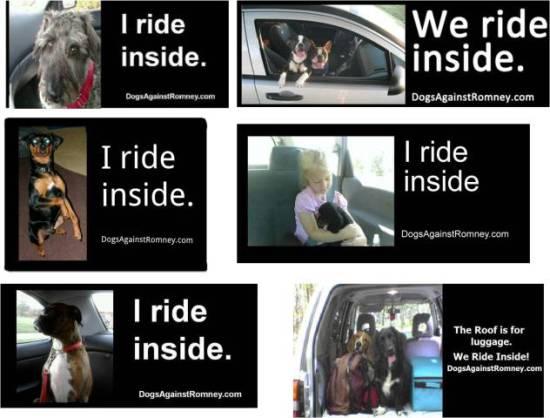 I Ride Inside...