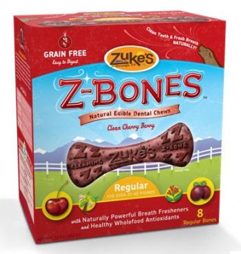Zukes Dog Treats- Z bones