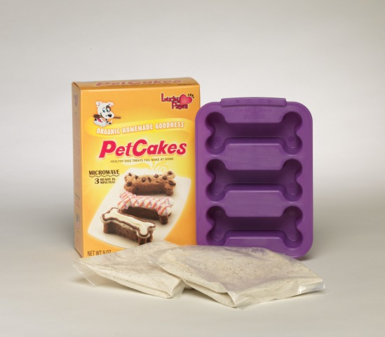 PetCakes Kit for dogs: ©Lucky Paws