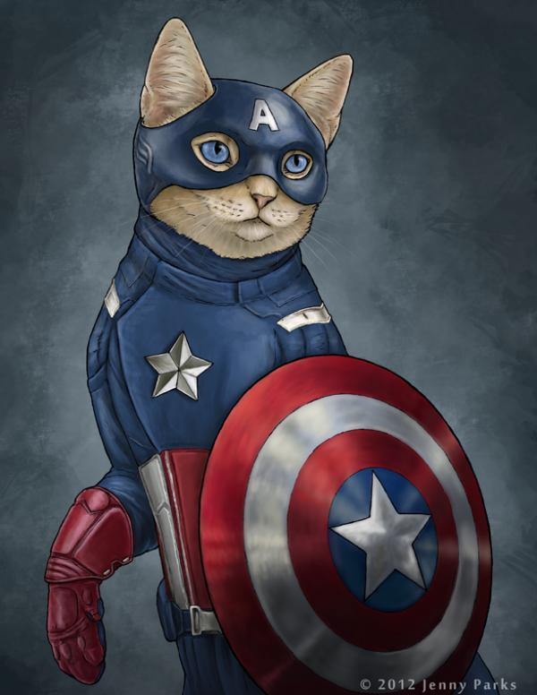 Captain Americat